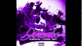 DJ Infamous - Dikembe ft. 2 Chainz & Jeezy Chopped & Screwed (Chop it #A5sHolee)