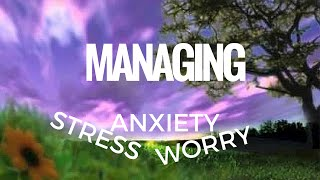 BE FREE FROM WORRY AND ANXIETY Guided Meditation
