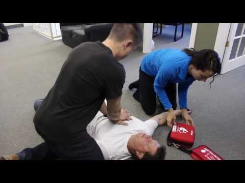 CPR / AED Emergency Response Refresher - YouTube