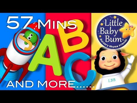 Download ABC Song In Outer Space Little Baby Bum | Nursery