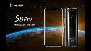 Смартфон LEAGOO S8 Pro Black от компании Cthp - видео 2