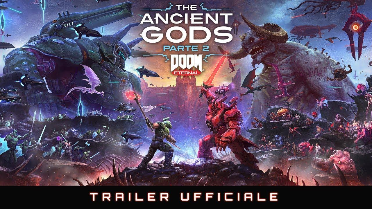 Trailer di DOOM Eternal: The Ancient Gods - Part 2
