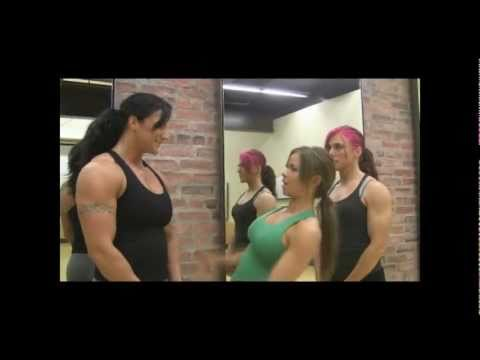 Candice Kay Interviews Female Body Builders