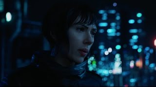 Ghost In The Shell (2017) - Building Jump Extended