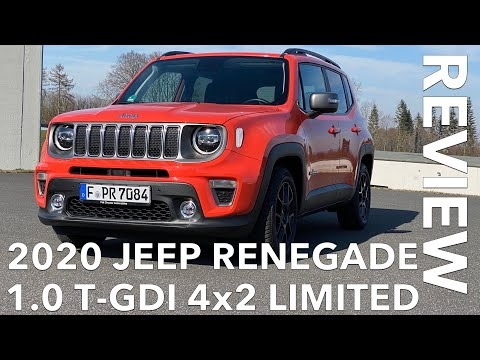2020 Jeep Renegade 1.0 T-GDI Benziner Fahrbericht Review Test Kaufberatung Meinung Kritik Voice over