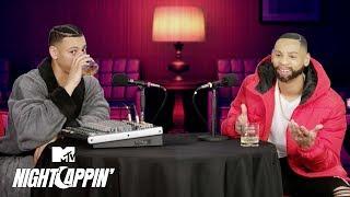 Drake Pens Love Song For Kim Kardashian 💜 Night Cappin' w/ Royce Bell | Wild