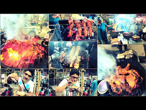 The Barbecue | Kababs on Street of Kolkata | Cheap & Best Kababs