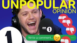 """""""Lewis Capaldi Is OVERRATED!"""": Niall Horan Unpopular Opinion"""