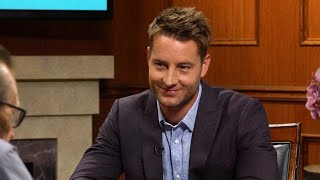 The pilot Justin Hartley wishes got picked up | Larry King Now | Ora.TV