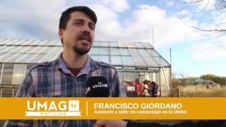 Planta de compostaje de la UMAG entrega sus primeros resultados