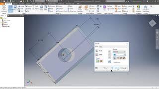 Autodesk Inventor 2018 : 0 :  Basics in 30 min