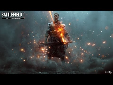 Battlefield 1 Official They Shall Not Pass Trailer thumbnail