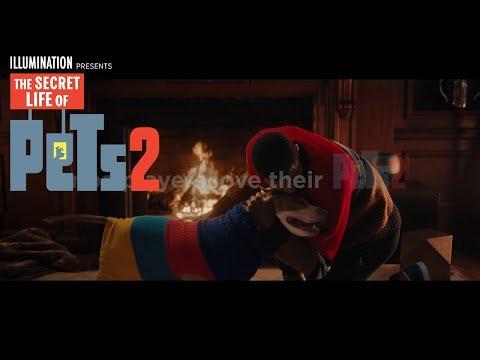 The Secret Life Of Pets 2 -Paul George ESPN [HD]