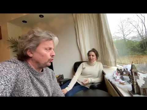 Sanne Gloria Verboom en Rob Mennen