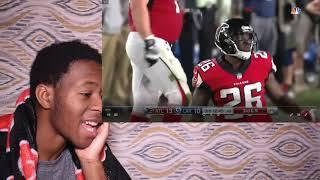 MATT RYAN PROVES ME WRONG!!Falcons vs. Rams | NFL Wild Card Game Highlights