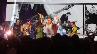 Duran Duran ft. Mark Ronson - Pressure Off / Uptown Funk - December 9, 2017 - Faena Miami Beach