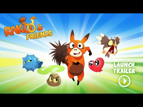 Rakoo & Friends - Wii U Trailer thumbnail