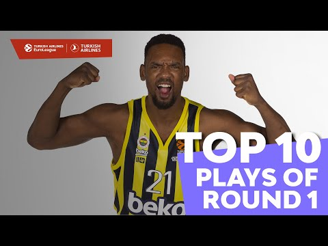 Regular Season, Round 1: Top 10 plays