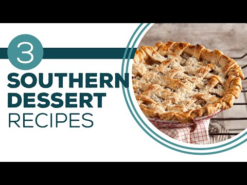 Paula's Home Cooking – Dessert Edition – Full episode