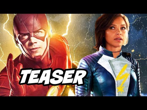 The Flash Season 5 Comic Con Panel - Plot Teaser Breakdown