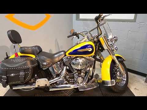 2004 Harley-Davidson Heritage Softail Classic FLSTCI