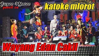 Download lagu Percil Cakil Koclok Katoke Mlorot Batu 2 April 2019 Mp3