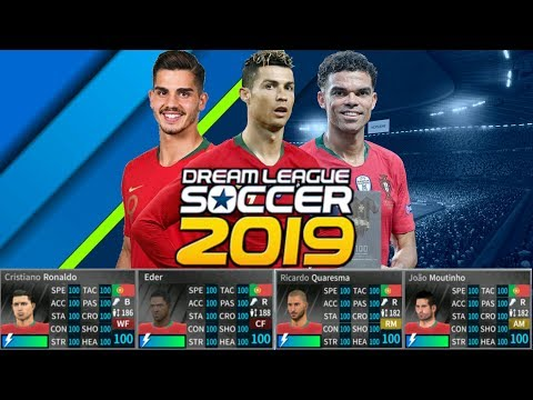 How To Create Portugal Team In Dream League Soccer 2019