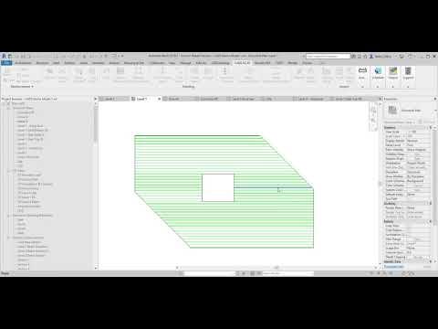 CADS RC3D for Revit - Tapered Range Select Rebar