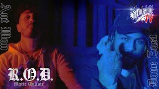 Ant Wan x Dave East x Matte Caliste - R.O.D. (officiell video) | prod @mattecaliste