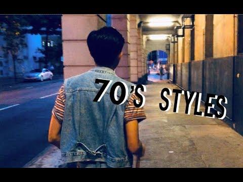 LOOKBOOK | Summer | Men's Fashion | 70's Style | HK | 2018