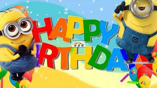 Feliz Cumpleanos Video Animado.Descarga Cancion De Feliz Cumpleanos Minions Videos