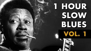 1 Hour Slow Blues  Vol. 1 | Don's Tunes