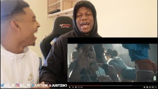 Blueface - Thotiana Remix ft. YG (Dir. by @_ColeBennett_)- REACTION