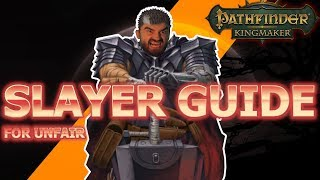 Pathfinder: Kingmaker, Estoc Saint vs The Bloom SOLO - Самые