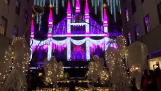 High Quality 2016 Saks Fifth Avenue Holiday Light Show And Fireworks