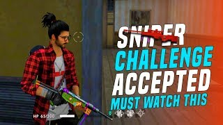 Challenge Accepted With Fearless Man   Garena Free Fire  Total Gaming