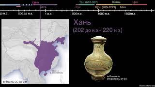 Китайские императорские династии(видео 12)| 600-1450 | Всемирная история