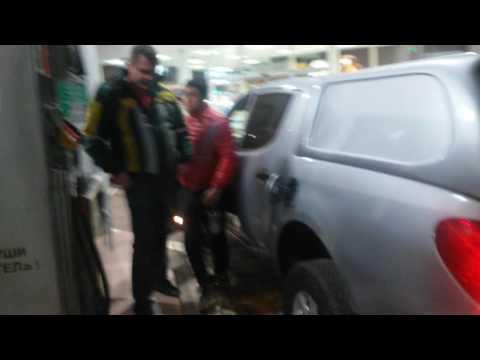Das Benzin in sewastopole heute