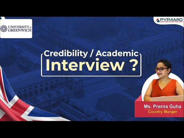 Do you have to take an interview to study in the UK?