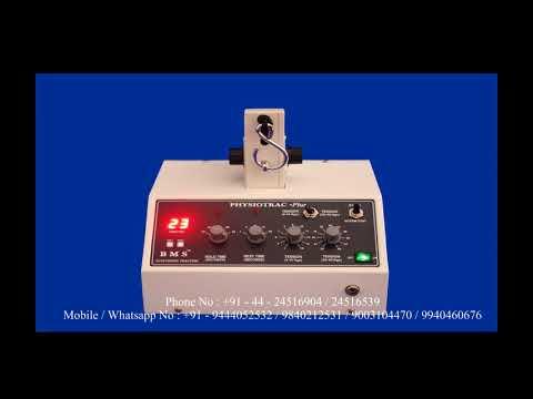 Digital Traction Equipment