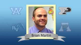 Preview image of Pomona High School Super Teacher, Brian Martin