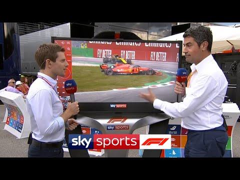 Image: WATCH: FIA Race Director Michael Masi explains Monza penalties