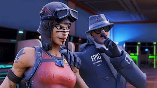 i met an EPIC GAMES EMPLOYEE and said this about SEASON 10.. (RENEGADE RAIDER)