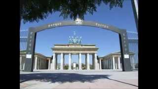 preview picture of video 'Parque Europa de Torrejón de Ardoz'