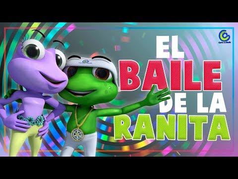 Canciones de la granja - El Baile de la ranita - Canciones Infantiles dela Granja