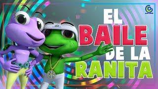 Canciones De La Granja   El Baile De La Ranita   Canciones Infantiles Dela Granja