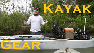 Kayak Fishing For Beginners | Gear And Accessories