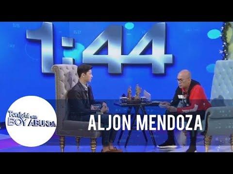 TWBA: Fast Talk with Aljon Mendoza