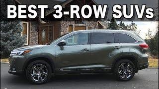 Best 3-Row SUVs Of 2019