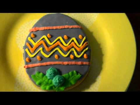 Easter Cookies/A few EGGciting ideas for your Easter Egg Cookie cutter